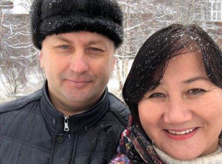 Глава администрации Северобайкальска Олег Котов и депутата Народного Хурала Оксана Бухольцева