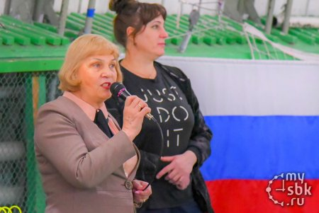 Заместитель главы Северобайкальска по социальным вопросам Надежда Рандина